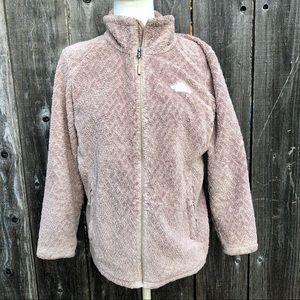 The North Face Crescent Full-Zip Fleece Jacket - M